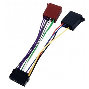 HQ ISO Adapterkabel JVC 0.15 m