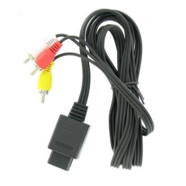 AV Kabel voor de GameCube en N64