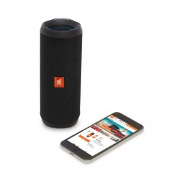 Jbl Flip 4 Bluetooth Speaker, Zwart