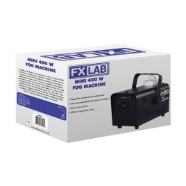 Fx Lab 400 W Mini Rookmachine