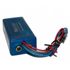 Necom High/Low Converter met Auto Remote