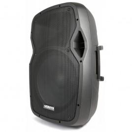 """Vonyx Mobiele Geluidsinstallatie 15"""" 2xVHF mic, MP3, Bluetooth"""