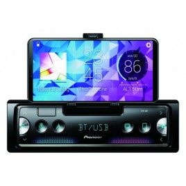 Pioneer 1-DIN Autoradio met Smartphone Integratie