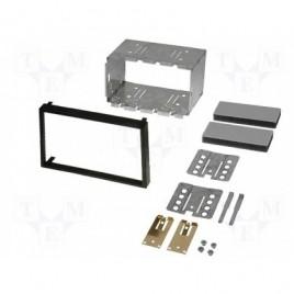 Installatie kit voor 2 Din headunits frame