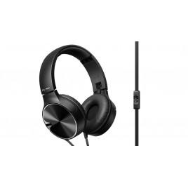 Pioneer On-ear hoofdtelefoon met vlakke kabel speciaal voor smartphones