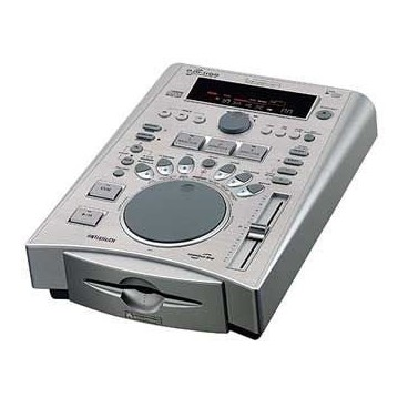 DJ CD speler Omnitronic DJS-1100