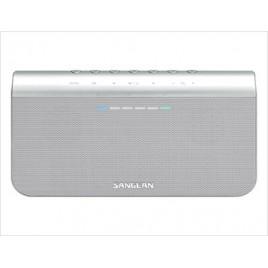 SANGEAN BTS-102 (BluPad) Portable Stereo Bluetooth Speaker