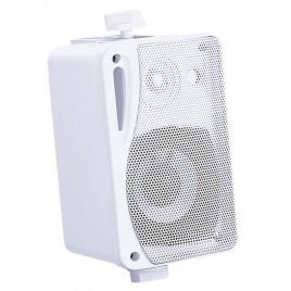 "e-audio Compacte 3 ""2-weg luidsprekers met beugels 80W 4 Ohm"