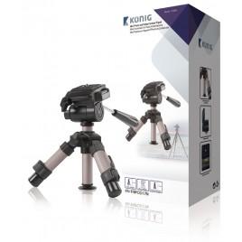 Ministatief voor foto- en videocamera's 22 cm 1 kg