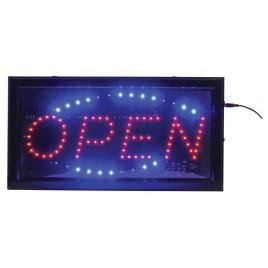 Led Open Bord, 25x47.5 cm, Inclusief Netvoeding