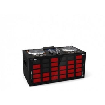 (B-Stock met Garantie) iDance XD3 bluetooth speaker met LED verlichting