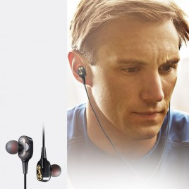 Bluetooth Sports Headset XT-21 Bluetooth-headset met dubbele drivers, vier luidsprekers, sportmodel