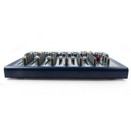 Crimson F7-USB 7-Channel Digital Mic / Lijn Audio Sound Mixer met USB Input 48 V Fantoomvoeding 3 Bands Equalizer