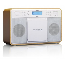 Lenco Portable CD speler +DAB Radio, Usb & Bluetooth