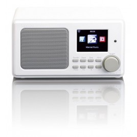 LENCO DIR-100 - INTERNETRADIO - WIFI - USB