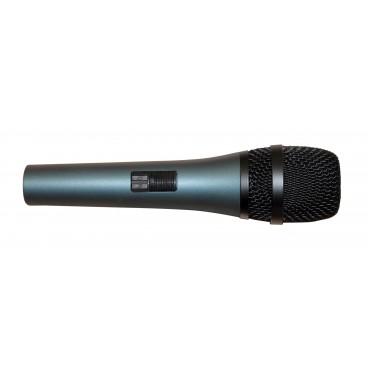 Soundlab Dymanisch Microfoon met 3m XLR-XLR KABEL