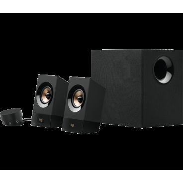 Logitech Z533 2.1-speakersysteem 120 watt/RMS Piekvermogen