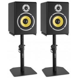Vonyx SMS10 Studio Monitor Tafel Speaker Standaard Set