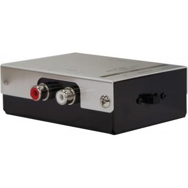 E-Audio Stereo Phono-voorversterker