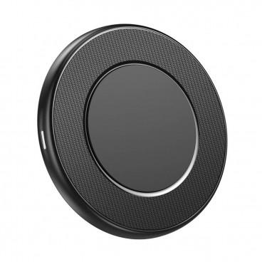 Choetech Draadloze QI Smartphone oplader / Wireless Charger - 10W - Fast Charge - Anti-Slip Design - Zwart