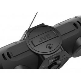 JVC BoomBlaster met CD, USB en Bluetooth Audio-Streaming