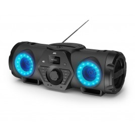 JVC BoomBlaster met CD, USB en Bluetooth Audio-Streaming