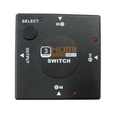 3 Weg HDMI Splitter,