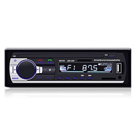 Autoradio met Bluetooth, USB-MP3 Speler