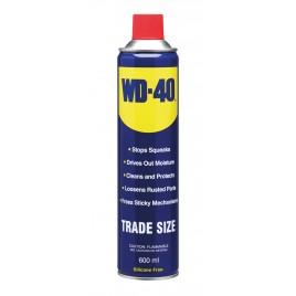 WD40 Smeerolie Spuitbus, 600 ml