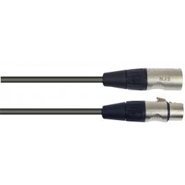 New Jersey Sound XLR female naar XLR mannelijke microfoonkabel