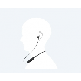 Sony Bluetooth Headset / Oortelefoon