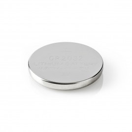Nedis Lithium knoopcel-batterij CR2032 | 3 V | 5 stuks | Blister