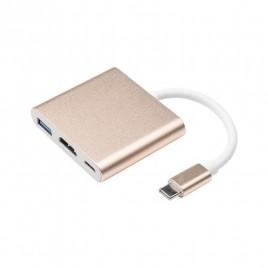 USB type-C Multi-adapter