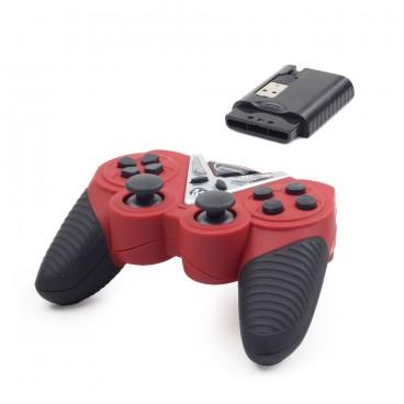 Gembird Draadloze PS3 Gamepad met Vibratie