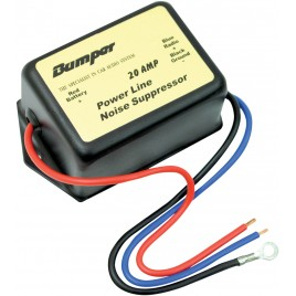 Bumper Power Lead Geluidsonderdrukker 20A