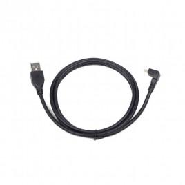 USB-kabel (A/Micro B) met haakse stekker, 1,8 m