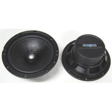 Jensen 16cm auto speakers