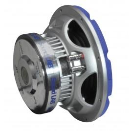 Hoogvermogen autoluidspreker met rubberen randen met 50 mm spreekspoel, polypropyleen conus, aluminium chassis & drukconnectoren