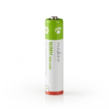 Nedis Oplaadbare NiMH batterij AAA   1,2 V   950 mAh   4 stuks