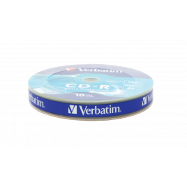Verbatim 10 Pack Spindle CD-R