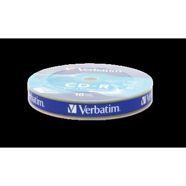 Verbatim 10 Pack Spindle CD-R