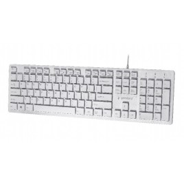 "Gembird Multimedia ""chocolate"" toetsenbord USB"