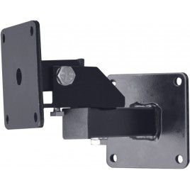 Soundlab Heavy-duty luidspreker muurbeugel met kantelen en draaien