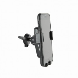 EG-TA-CHAV-QI10-01 Smartphone autohouder met draadloze snellader, 10 W