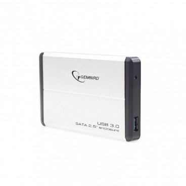 "EE2-U3S-2-S Externe HDD behuizing 2.5"" SATA USB3.0 zilver"