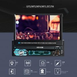 7-inch scherm GPS navigatie Auto MP5-speler met Bluetooth