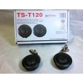 TS-T120 dome tweeters 2x200w Max. (Per Twee)