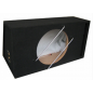 Necom 15 inch / 38cm lege Bassreflex box, 95 liter
