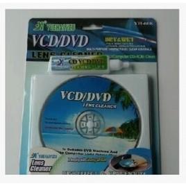 Reinigingsschijf voor Cd / Dvd laser / lens