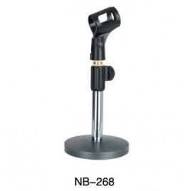 Gegoten microfoonstandaard met 14/22 cm houder